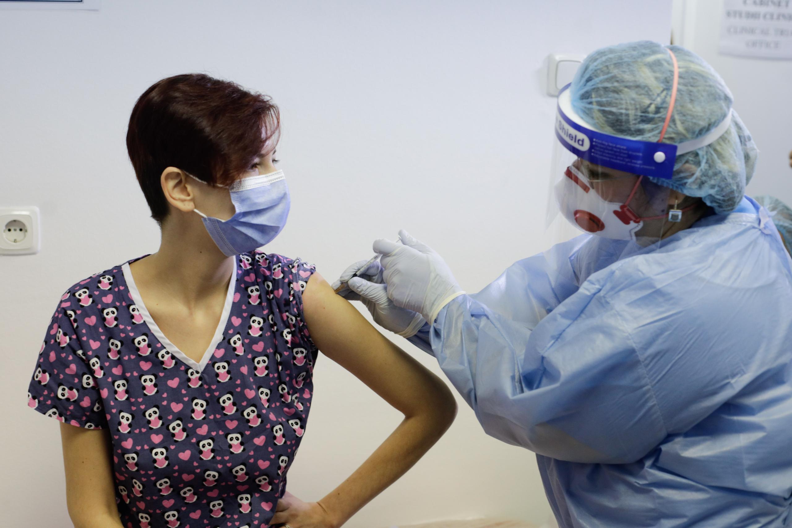 Anunţ: Vaccinul anti HPV poate fi administrat până în 45 de ani
